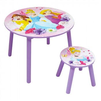 table-et-tabouret-princesses