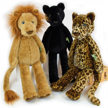 peluches-fauves