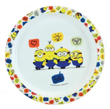 assiette-minions