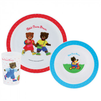set-lunch-petit-ours-brun